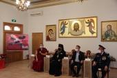 Элистинская епархия провела круглый стол «Калмыки в 'Русском исходе' — 100-летие Крымской эвакуации»