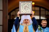 В столице Татарстана прошли торжества в честь Казанской иконы Божией Матери