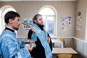Центр духовного развития освящен в Борисоглебской епархии