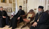 Митрополит Винницкий и Барский Варсонофий посетил Ливан
