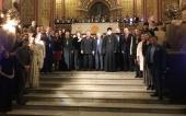 В Москве отметили 25-летие Международного общественного фонда единства православных народов