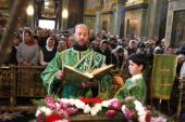 В Почаевской лавре отпраздновали память преподобного Иова