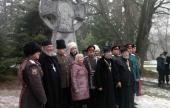 В Тобольске освящен поклонный крест казакам дружины Ермака