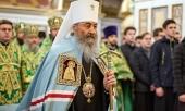 Interviul Întâistătătorului Bisericii Ortodoxe din Ucraina despre evenimentele bisericești de actualitate din Ucraina și din lume