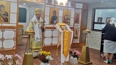 Архиепископ Корейский Феофан посетил православный приход Рождества Пресвятой Богородицы в Пусане