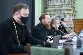 Состоялось заседание Ученого совета Московской духовной академии