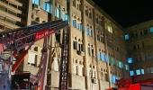 Соболезнование Святейшего Патриарха Кирилла в связи с пожаром в больнице в румынском городе Пьятра-Нямц