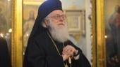 Μήνυμα του Αγιωτάτου Πατριάρχη Κυρίλλου στον Προκαθήμενο της Εκκλησίας της Αλβανίας