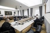 В Санкт-Петербургской духовной академии прошла XII международная конференция «Актуальные вопросы современного богословия и церковной науки»