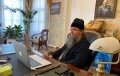 Под председательством епископа Бронницкого Евгения состоялось онлайн-совещание «Организация системы приходского просвещения в епархии»
