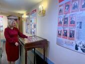 В екатеринбургском Храме-на-Крови открылась выставка «Русская Голгофа. 1917-1921»