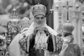 Отошел ко Господу Святейший Патриарх Сербский Ириней