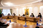 В Минске прошло совещание архиереев Белорусской Православной Церкви