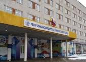 Освящен домовой храм в Республиканской детской клинической больнице в городе Чебоксары