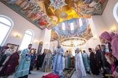 Новые храмы Украинской Православной Церкви освящены в Харькове, Одессе и Житомирской области
