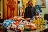 С усилением карантинных мер епархии Украинской Православной Церкви активизировали гуманитарную помощь нуждающимся