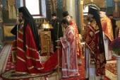 Настоятель Патриаршего подворья в Софии принял участие в праздновании памяти святого мученика Дасия Доростольского в болгарском городе Силистра
