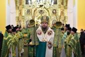 В Яранской епархии молитвенно отметили годовщину канонизации преподобного Матфея Яранского