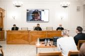 В Объединенном диссертационном совете по теологии прошли первые дистанционные защиты