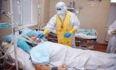 Митрополит Нижегородский Георгий посетил Борскую центральную районную больницу, где проходят лечение больные коронавирусной инфекцией