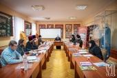 Состоялось пленарное заседание Литургической комиссии при Синоде Украинской Православной Церкви
