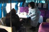 В Уфе при поддержке Синодального отдела по благотворительности начал работу «Автобус милосердия»