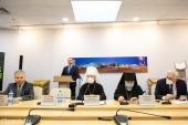 Патриарший экзарх всея Беларуси возглавил открытие VI Белорусских Рождественских чтений