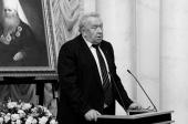 Соболезнование Святейшего Патриарха Кирилла в связи с кончиной академика В.Е. Фортова