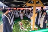 На 40-й день по кончине протоиерея Димитрия Смирнова в Москве состоялись заупокойные богослужения