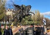 В Феодосии освятили памятник герою Русско-персидской войны П.С. Котляревскому