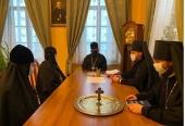 Состоялось совещание по вопросам организации жизни в монастырях Якутской епархии