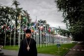 Интервью с главой Представительства Украинской Православной Церкви при европейских международных организациях о нарушении прав верующих