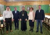 Состоялось первое рабочее совещание Церковно-общественного совета по развитию русского церковного пения в новом составе