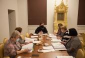 Состоялось заседание экспертной комиссии всероссийского этапа конкурса «За нравственный подвиг учителя»