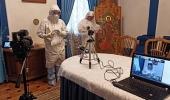 Священникам рассказали о правилах посещения COVID-больных и совершении таинств в «красной» зоне