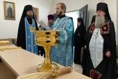 В Горненском монастыре в Иерусалиме освятили новый паломнический дом