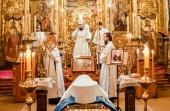В Москве состоялось отпевание митрополита Иова (Тывонюка)