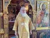 Патриаршая проповедь в день памяти благоверного великого князя Александра Невского