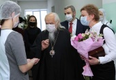 Центральная клиническая больница святителя Алексия открыла филиал паллиативной помощи в Шуе