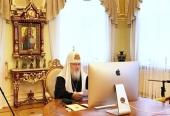 Слово Святейшего Патриарха Кирилла на заседании Священного Синода 8 декабря 2020 года