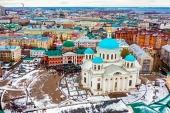 Главой Татарстанской митрополии назначен митрополит Екатеринбургский Кирилл