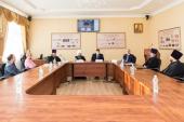 В Пензенской духовной семинарии прошла конференция «Христианство и педагогика: история и современность»