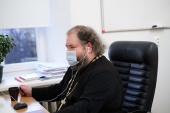 В Московской духовной академии прошел круглый стол, посвященный церковным певчим