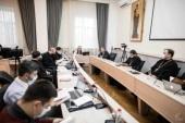 В Санкт-Петербургской духовной академии прошли IV Барсовские чтения