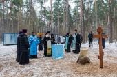 На подворье Зачатьевского ставропигиального монастыря в Барвихе будут построены два новых храма