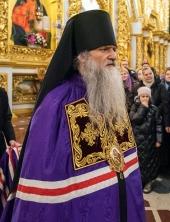 Варнава, епископ Новобугский, викарий Николаевской епархии (Гладун Василий Андреевич)