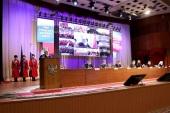 Председатель Синодального комитета по взаимодействию с казачеством принял участие в выборах атамана Кубанского казачьего войска