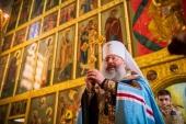 Митрополит Казанский Кирилл прибыл к месту служения