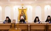 Состоялось последнее в 2020 году заседание Синода Белорусской Православной Церкви
