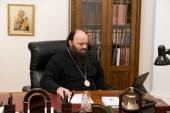 Председатель Финансово-хозяйственного управления провел видеоконференцию, посвященную вопросам развития церковной жизни на Дальнем Востоке